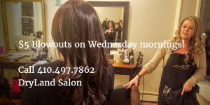 Blowouts for $5