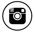 DryLand Instagram Icon BW