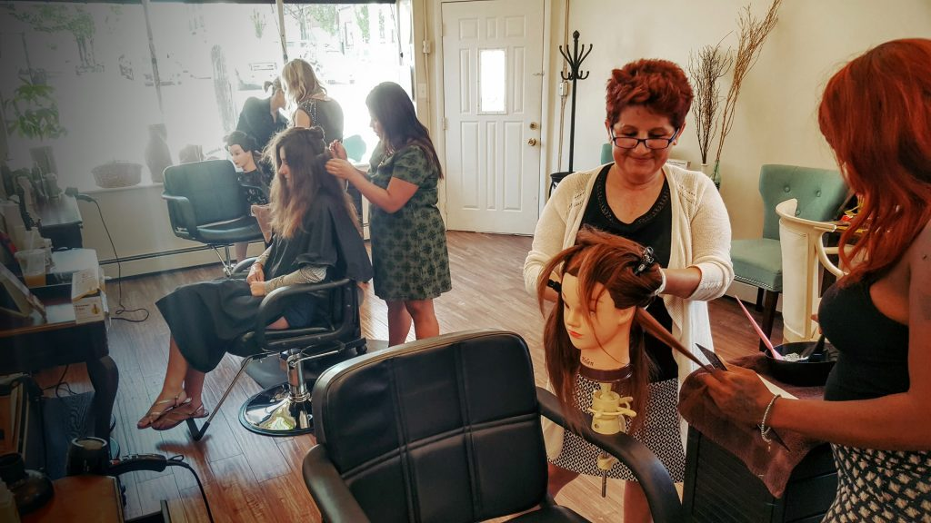 Balayage Training