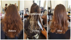 Balayage Hard-Core!!