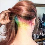 Funky Colors & Undercuts