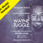 Celebrity Stylist Wayne Tuggle!